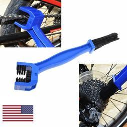 Motorcycle Bike Bicycle Motocross Chain Wheel Cleaning Brush