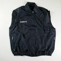 Yamaha Motorcycle Boating Vest Windbreaker Jacket Men's XL
