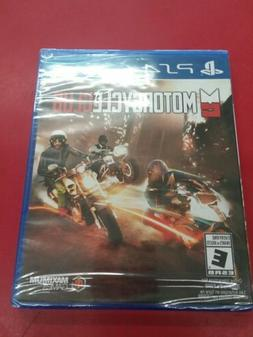 Motorcycle Club  BRAND NEW FACTORY SEALED kp