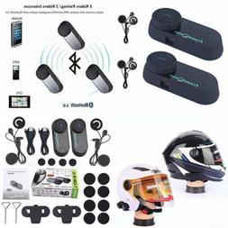 Motorcycle Communication System T COMVB Helmet Bluetooth He