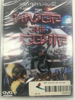 Motorcycle  movie: Servin the street  #624