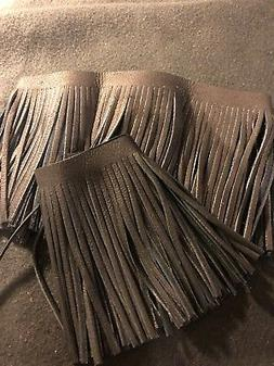 motorcycle seat saddlebag floorboard craft handbag black