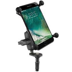 RAM Mount Motorcycle Fork Stem Mount X-Grip Cell Phone Holde