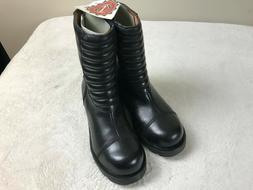 New Harley-Davidson Women's Motorcycle Boots Size 9 Medium H
