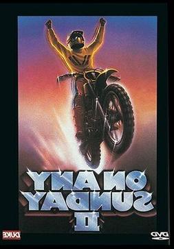 ON ANY SUNDAY 2 DVD. KENNY ROBERTS. MOTORCYCLE MOVIE. NTSC.