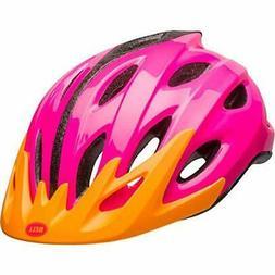 BELL Original bicycle helmet Youth age 8 to 14 Pink/Orange s