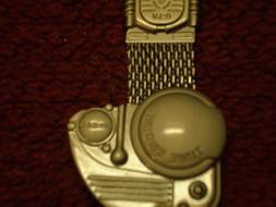 Time Engine RT-860 Unisex Wristwatch Harley Motorcycle Steam