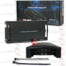 Power Acoustik RZ4-2000D 2000W Class D 4 Channel Amplifier