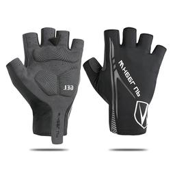 Sports Bike Bicycle Cycling Gloves Half Finger Gel Pad MTB R