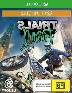 Trials Rising Gold Edition Motocross Pro Dirt Bike Game Micr