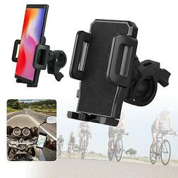 Universal Adjustable Cell Phone Holder Motorcycle Bike Bicyc