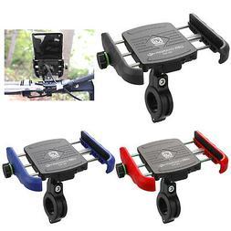 universal motorcycle cell phone handlebar mount holder